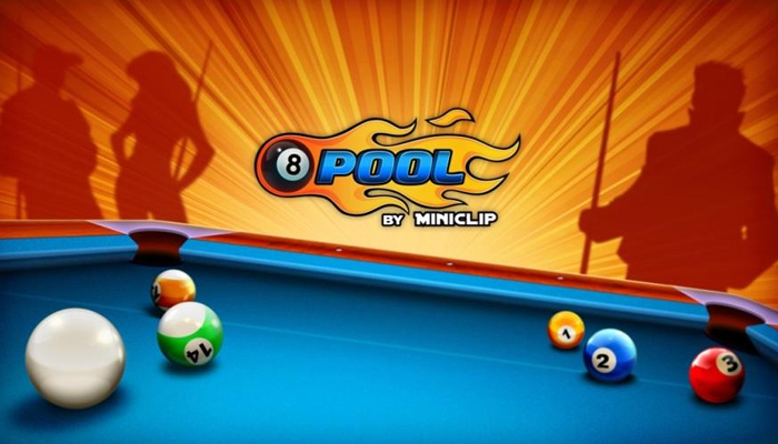Free online game 8 Ball Pool Multiplayer on Sonic Gang